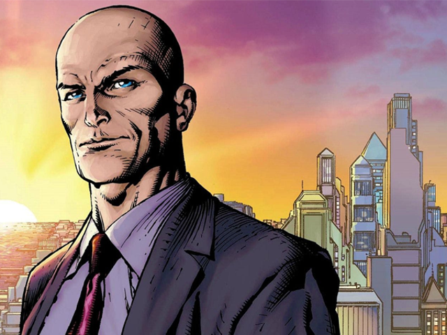 Supergirl's Luthor Family Will Finally Reveal Its Loathsome Lex This Season