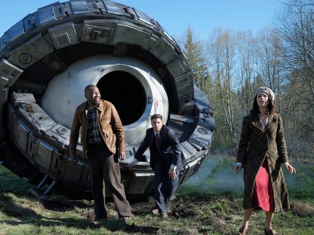 NBC plonge dans le passé avec le drame du voyage dans le temps <i>Timeless</i>