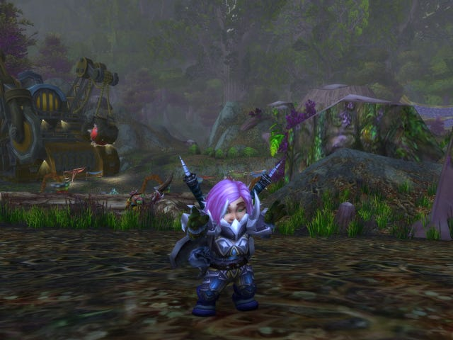 Leveling InWorld Of Warcraft Is Fun Again