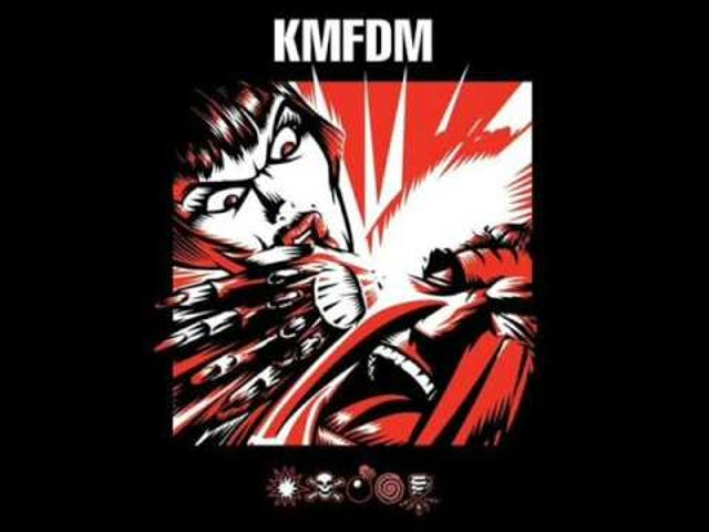 KMFDM -- 'Stray Bullet'
