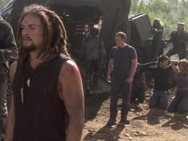 Stargate: Atlantis Rewatch - Season 2, Episode 5 Condemned  & Episode 6 Trinity