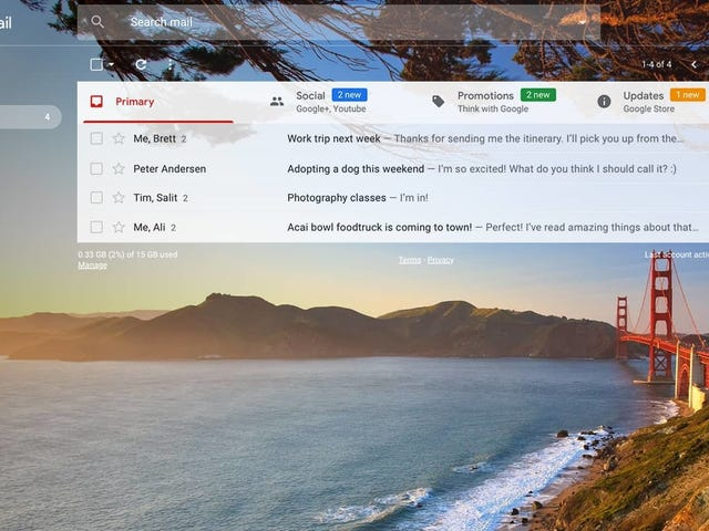 How to Get Gmail's Best Features If You're Holding on to an Old Email Account