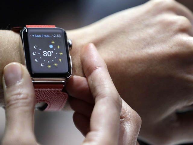Το υπουργικό συμβούλιο του Ηνωμένου Βασιλείου απαγορεύει το ρολόι της Apple επειδή οι Βρετανοί είναι έμμονοι με την επιτήρηση