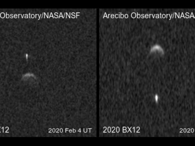 Near-Earth Asteroid Sets Off Alert, Turns Out to Be Two Asteroids Hanging Out Together