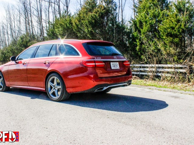 Mercedes GLE and E Wagon reviews and Content! *Monday Morn Re-post*