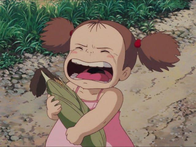 El inquietante error en una escena de <i>Mi vecino Totoro</i> que los fans han hallado 31 años después