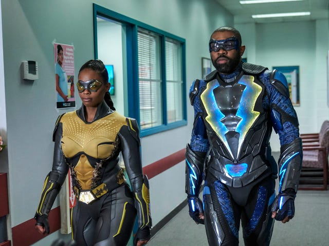 Two villains represent the best and worst of Black Lightning