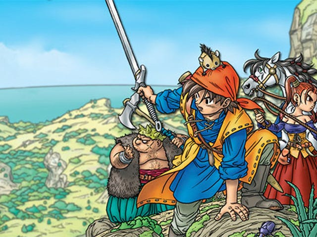 Dragon Quest VIII—an excellent JRPG that was first released in 2004 on the PS2—is being re-released