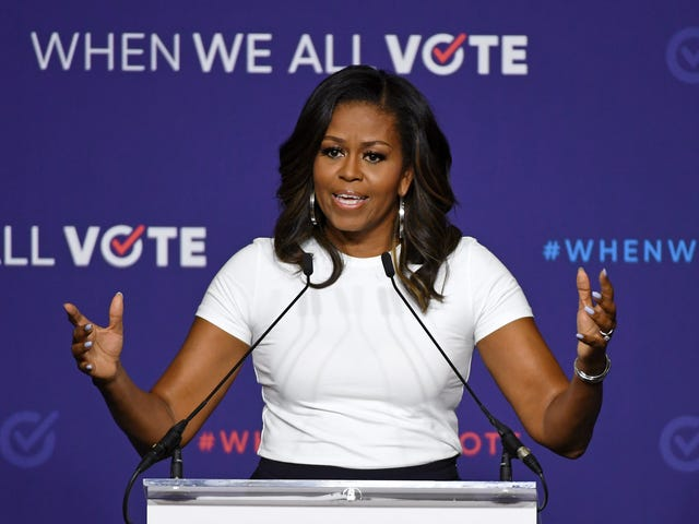 Before Our Meeting, Michelle Obama Asked Me to Remind You What Happens When We All Vote