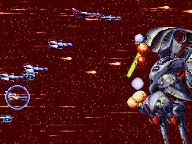 Thunder Force IV, 16 Bitlik Çağın En İyi Nişancılarından Biriydi