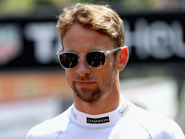 IndyCar Scares The Shit Out Of Jenson Button But Formula E Is Boring