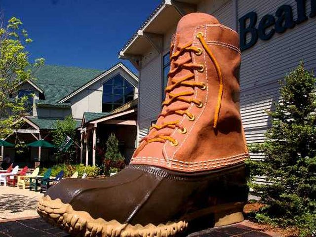 If You Have Something to Return to LL Bean, Do It Now