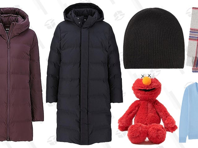 This Uniqlo Clearance Can Help You Stay Warm in the Coming Months