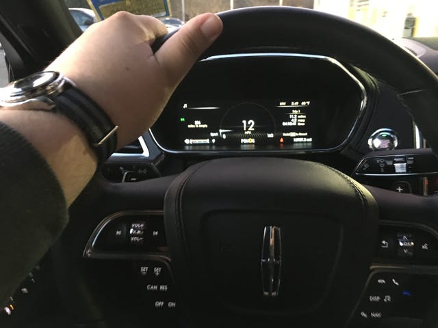 Ask Me Anything about the 2019 Lincoln Continental Select