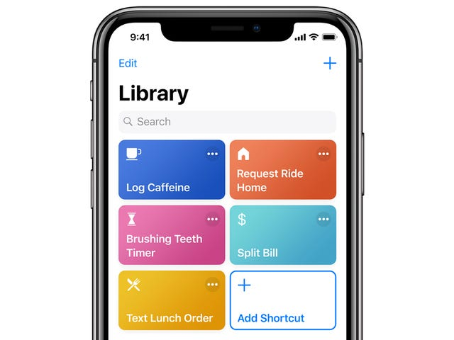 Shortcuts Is Apple's Solution to Making Siri More Useful