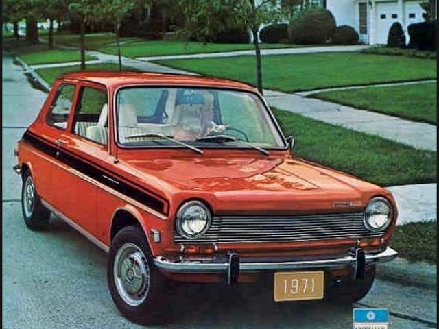 1971 Simca