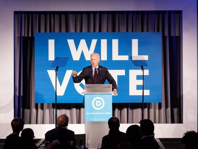 Joe Biden Switches Position on Abortion Funding After Sen. Elizabeth Warren Gathered His Ass Up