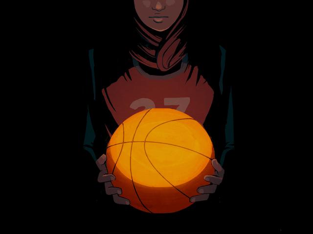 The Full-Court Pressure Of The Somali-American Sportswoman