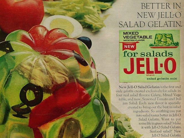 Vintage διαφημίσεις Jello