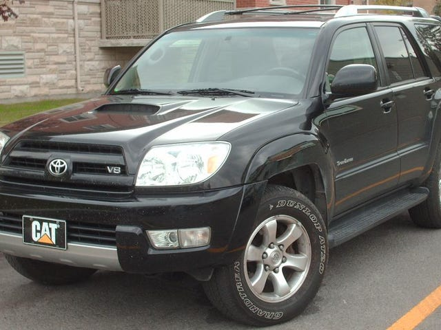 I have an irrational desire to buy a 4Runner