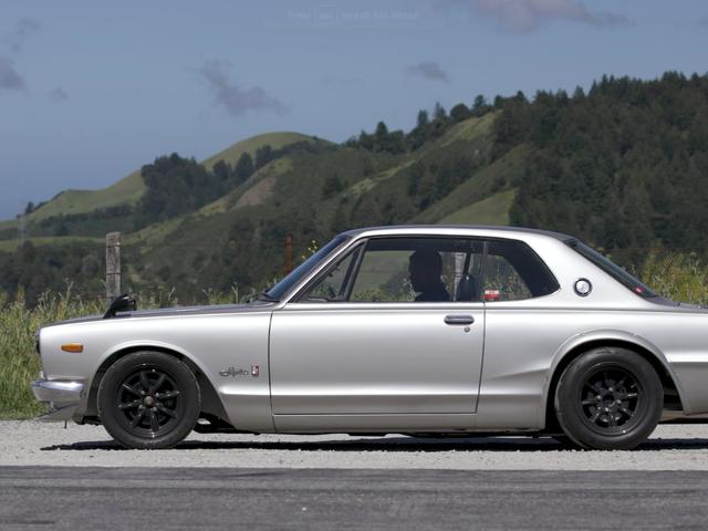 Το πρωτότυπο Nissan GT-R είναι τόσο υψηλός και πολύ καλός, όπως πάντα ονειρευόσασταν