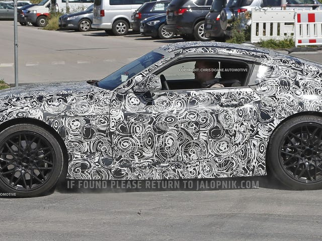 Here Is The Next Toyota Supra