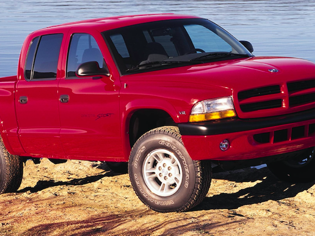 Why the Second-Generation Dodge Dakota Deserves Your Attention