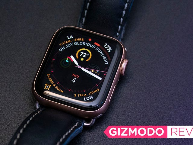 Apple Watch Series 4 Review: A Giant Leap