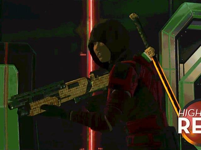 <i>XCOM</i> Snake Alien puede reventar un movimiento