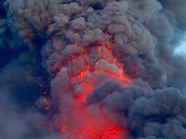 How Much Worse Could That Eruption in the Philippines Get?