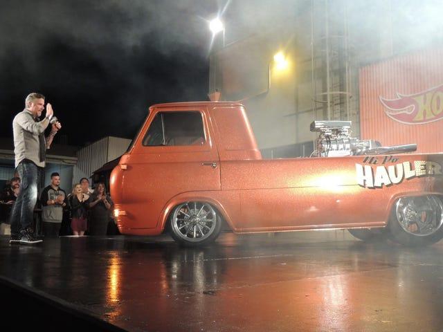 Gas Monkey Garage's New Hot Wheels Creation