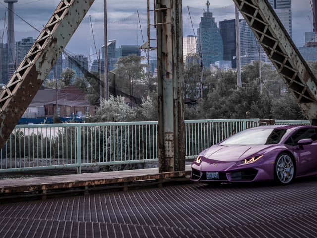 Din Ridiculously Awesome Lamborghini Huracan Bakgrund är här