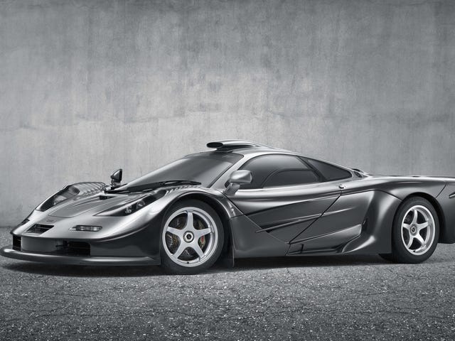 McLarens: Aesthetically ranked