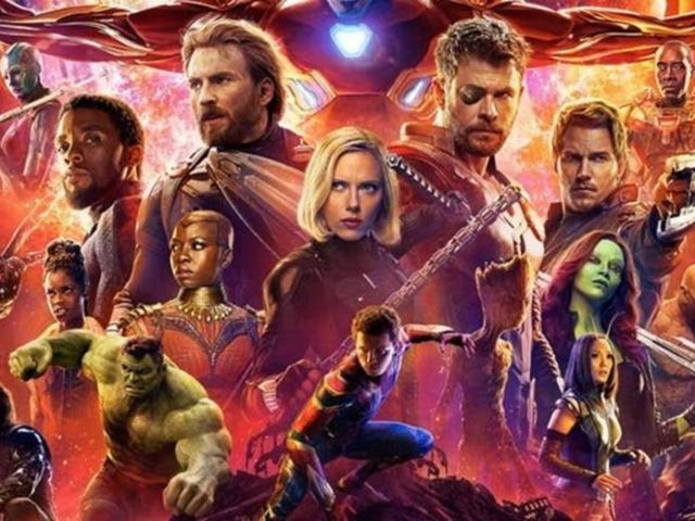 Avengers: Wakanda Fucked Me Up - A Review