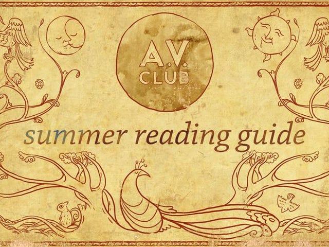 La guía de lectura de verano del AV Club