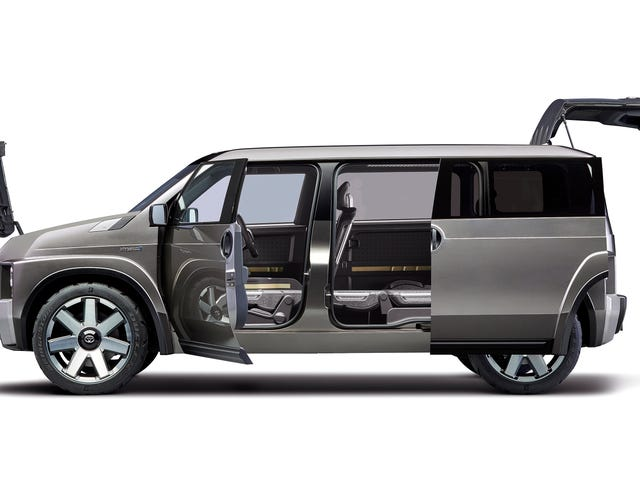 The Toyota TJ Cruiser Could Be Headed For Production: Report