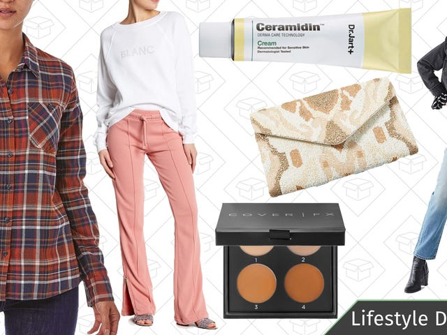 Thursday's Best Lifestyle Deals: Patagonia, Anthropologie, Sephora, and More