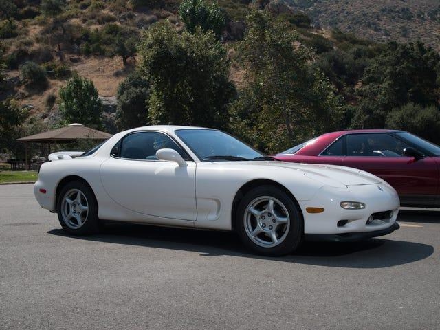 ¿Qué se siente para impulsar los mejores éxitos de Rotary de Mazda en las mejores carreteras de California?