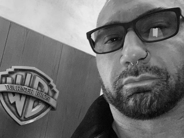 Dave Bautista spielt die Rolle des Bane im nächsten Batman-Film