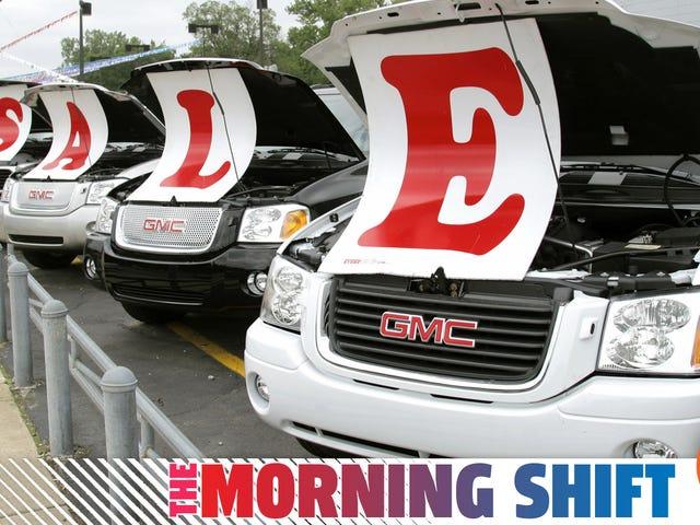 मिशिगन डीलरशिप को कोरोनोवायरस शटडाउन के दौरान कारों को बेचने के लिए ग्रीन लाइट मिलती है