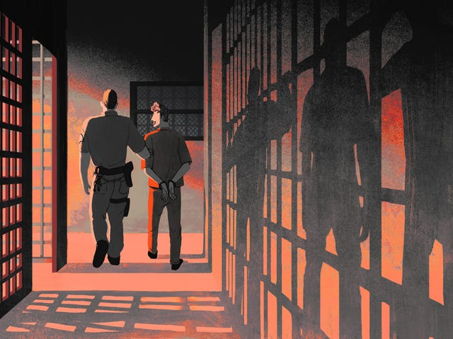 Roleplaying Jail in Iowa With America's Biggest Prison Fan