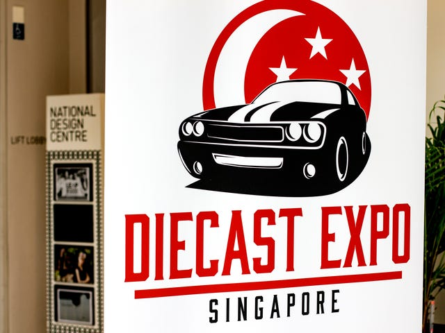 Singapore Diecast Expo: The Very First