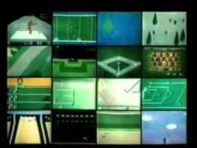 Late TAY Retro: Intellivision    Bandai Intellivision    Komersyal na TV (JP)