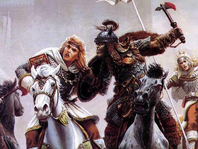 Dungeons & Dragons & Novels: Revisiting Darkwalker on Moonshae