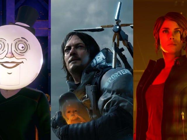 Kênh mở: Trò chơi video nào từ năm 2019 cần bộ phim của riêng mình?