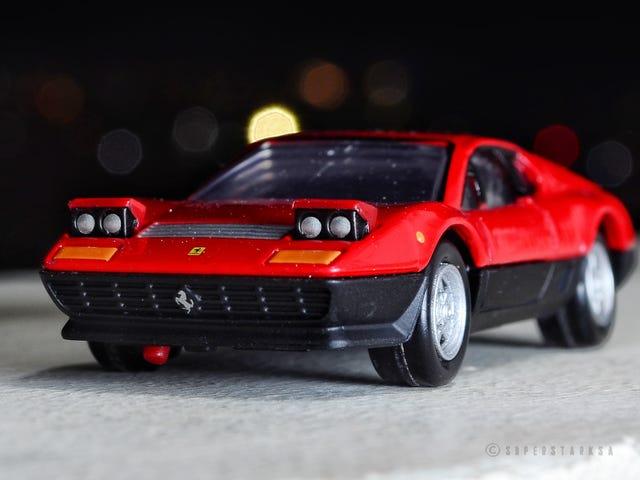 Ferrari Friday - Tomica Premium 512 BB