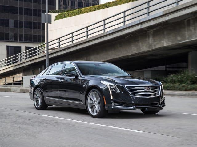 Veja como Cadillac finalmente descobriu como enfrentar os alemães <em></em>