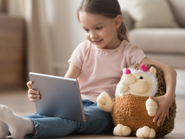 Set Up a Virtual Show-and-Tell for Your Kids
