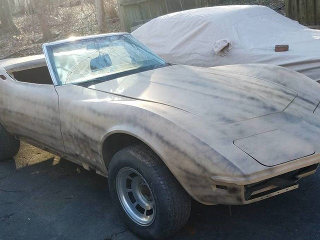 At $4,500, Would You Let This 1968 Chevy Corvette Roller Roll Into Your Life?