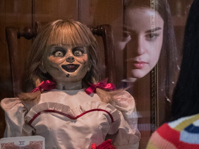 Annabelle Comes Home plays the Conjuring franchise's greatest hits